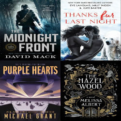 Fresh Meat: January 28 to February 3 — 13 Speculative Fiction Releases