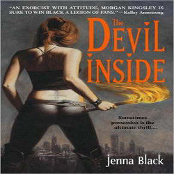 Review: The Devil Inside by Jenna Black (@mlsimmons, @JennaBlack)