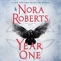 Audiobook Review: Year One by Nora Roberts (@Mollykatie112, @justjuliawhelan)