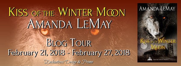 Kiss of the Winter Moon Tour Banner