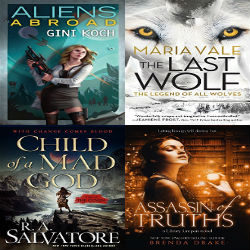 Fresh Meat: February 4 to 10 — 38 Speculative Fiction Releases