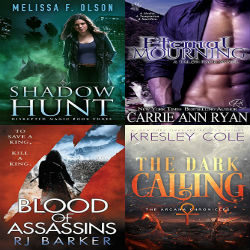 Fresh Meat: February 11 to 17 — 30 Speculative Fiction Releases