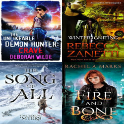 Fresh Meat: February 18 to 24 — 22 Speculative Fiction Releases