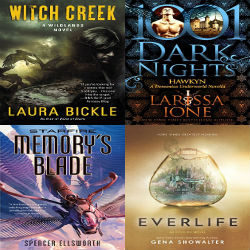 Fresh Meat: February 25 to March 3 — 20 Speculative Fiction Releases