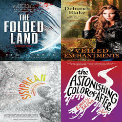 Fresh Meat: March 18 to 24 — 21 Speculative Fiction Releases