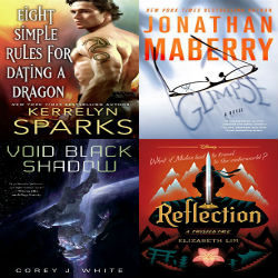 Fresh Meat: March 25 to 31 — 22 Speculative Fiction Releases