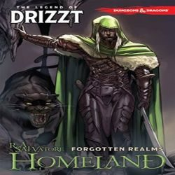 Review and Bookfessional: Homeland: The Graphic Novel, Vol. 1 by R.A. Salvatore