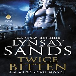 Excerpt and Giveaway: Twice Bitten by Lynsay Sands (@Lynsay_Sands, @puretextuality, @avonbooks )