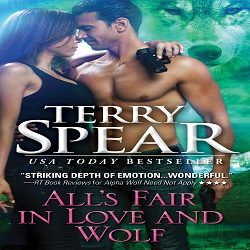 Excerpt and Giveaway: All's Fair in Love and Wolf by Terry Spear (@TerrySpear, @SourcebooksCasa)