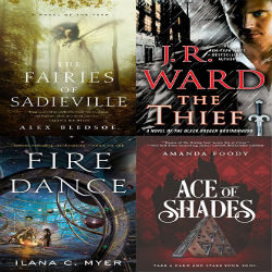 Fresh Meat: April 8 to 14 — 32 Speculative Fiction Releases
