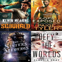 Fresh Meat: April 1 to 7 —  27 Speculative Fiction Releases
