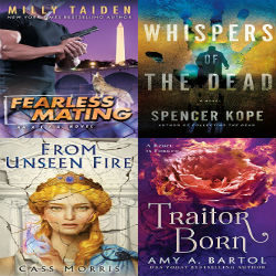 Fresh Meat: April 15 to 21 — 19 Speculative Fiction Releases