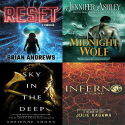 Fresh Meat: April 22 to 28 — 19 Speculative Fiction Releases